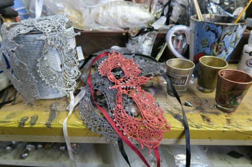 Masques Evey